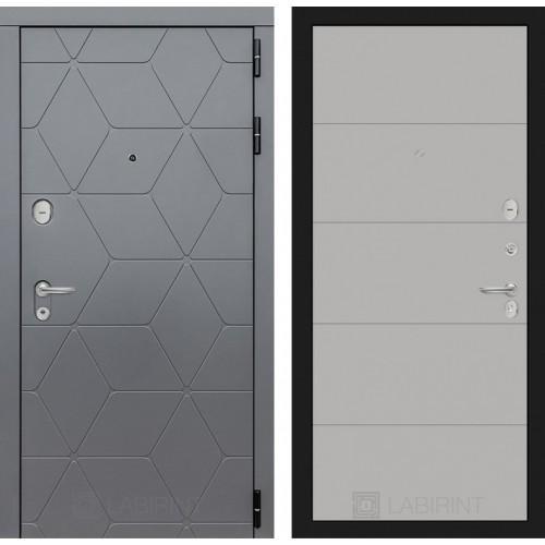 Входная дверь COSMO 13 - Грей софт