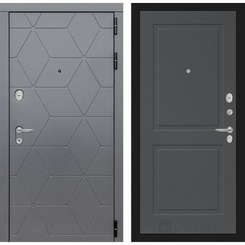 Входная дверь COSMO 11 - Графит софт