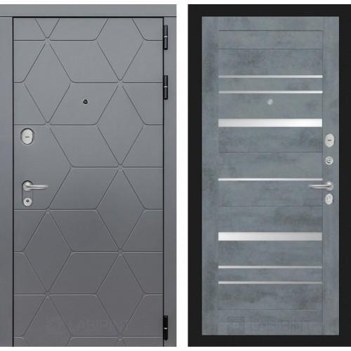 Входная дверь COSMO 20 - Бетон темный