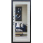 Входная дверь - АСД «Next 1» с зеркалом Акация