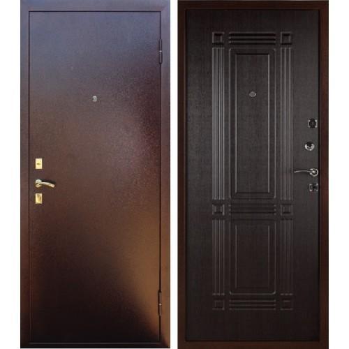 Входная дверь - Аристократ ЭКО венге