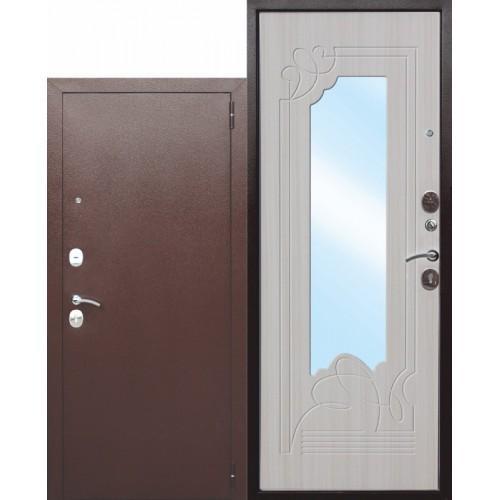 Входная дверь - Ampir белый ясень