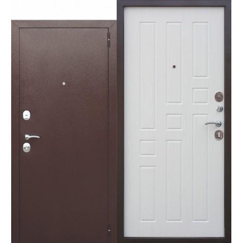 Входная дверь - Гарда 8 мм Белый ясень
