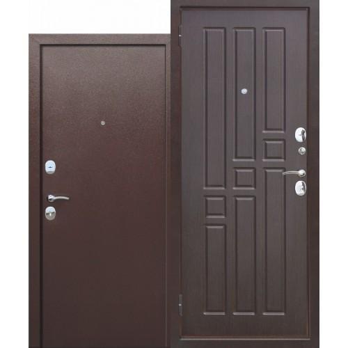 Входная дверь - Гарда 8 мм Венге Внутреннее открывание