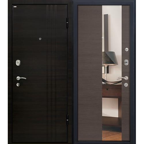 Входная дверь - Входная дверь МеталЮр М15 (грей кроскут)