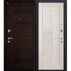 Входная дверь МеталЮр М17 (эшвайт мелинга)