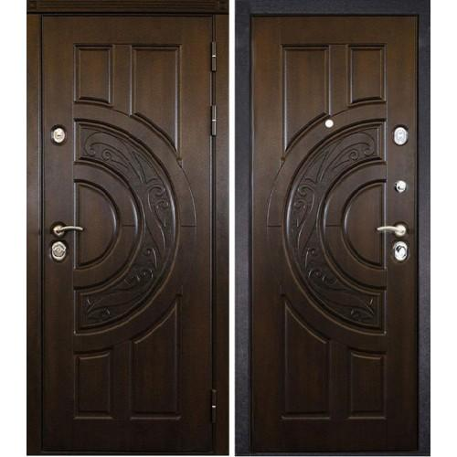 Входная дверь - ЮРСТАЛЬ Луна
