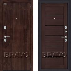 Porta S 4.П22 (Прайм) Almon 28 / Wenge Veralinga/Black Star