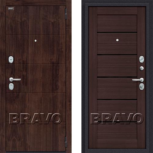 Входная дверь - Porta S 4.П22 (Прайм) Almon 28 / Wenge Veralinga/Black Star