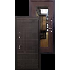 Входная дверь - Ратибор Силуэт 3К Венге капучино 86L 96LR