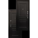 Входная дверь - Ратибор Лондон 3К Венге