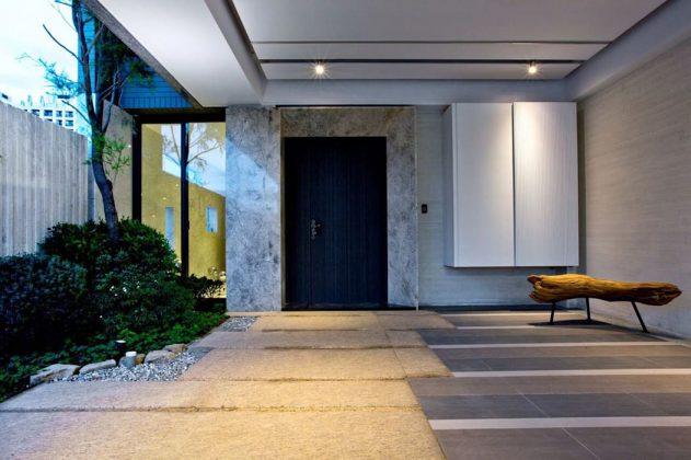 Не забывайте, что вы также можете взглянуть на дизайн своего крыльца, чтобы повлиять на стиль вашей двери